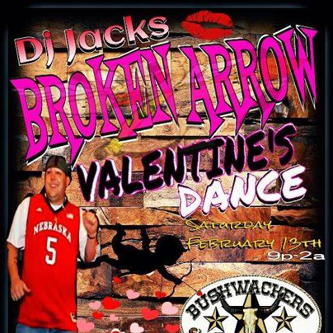 Dj Jacks Broken Arrow Valentines Dance