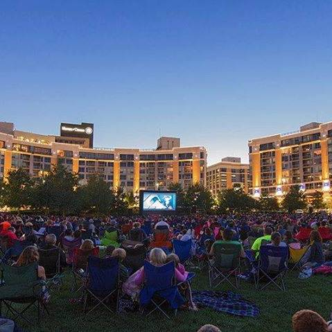 Pitch Perfect 2: Monday Night at the Movies presented by the University of Nebraska Omaha