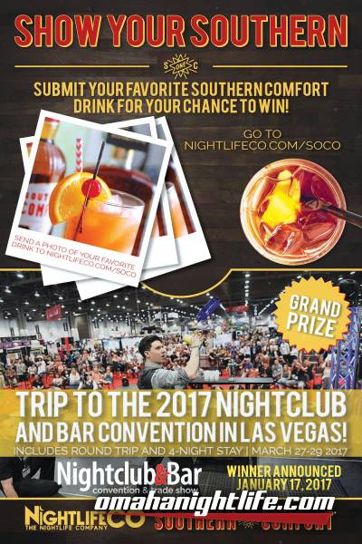 Show Your Southern * Win a Trip to Vegas