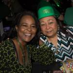 Taxi Driver at Ozone Lounge on St. Patty's