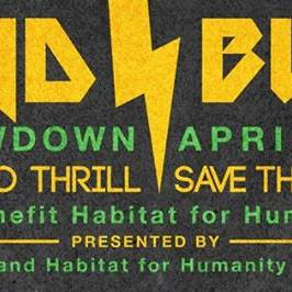 Band Build 2017 w/ Shoot To Thrill, Save The Hero