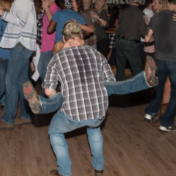 Country and Ladies Night