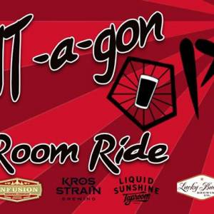 PINT-a-gon Tap Room Ride