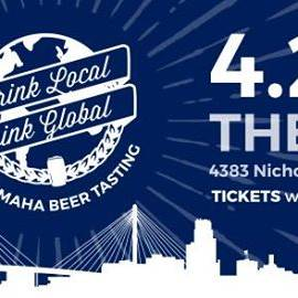 ARCO Beverage & Woodhouse Auto Family Present: Drink Local Think Global-Omaha