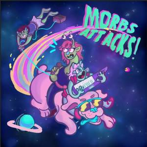 The Morbs (CD Release) / The Lupines / Brazen Throats / Muscle Cousins