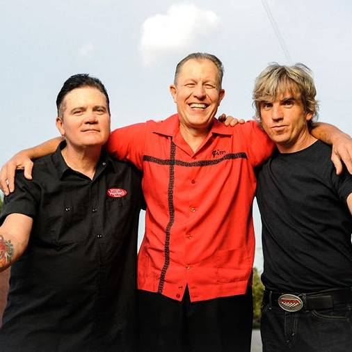 Reverend Horton Heat w/ Fishbone, Strung Out, Los Kung Fu Monkey