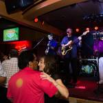 Soul Dawg Rocking out at Ozone