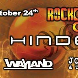 Hinder- Buckcherry's Josh Todd- Wayland- Before I Burn