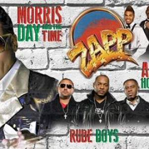 Old School Holiday Jam - Morris Day and the Time