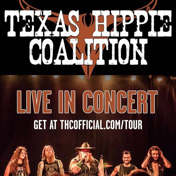Texas Hippie Coalition at Lookout Lounge