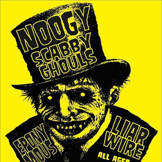 Liar Wire / Scabby Ghouls / Noogy / Eponymous