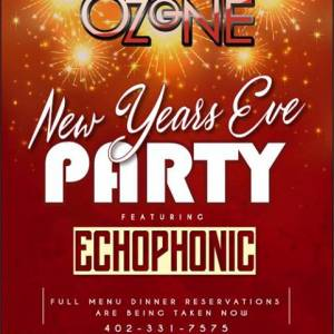 New Year's Eve Party with Echophonic