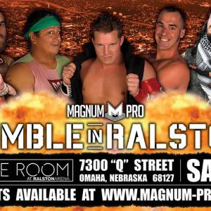 Magnum Pro Wrestling: Rumble in Ralston