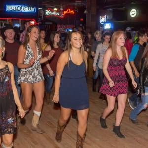 Wednesdays Ladies Night at Rednecks