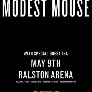 Modest Mouse at Ralston Arena
