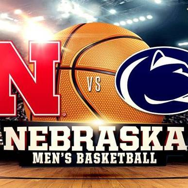 Nebraska Men vs. Penn State