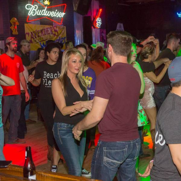 Dancing and Drinking Country style