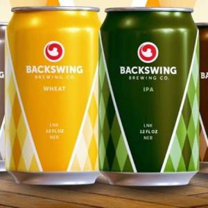 Putt Fore! A Pint w/ Backswing Brewery