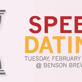 Speed Dating - Beer Goggles