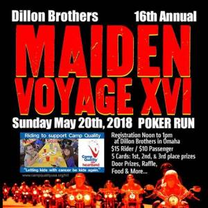 16th Annual Maiden Voyage at Dillon Brothers Omaha