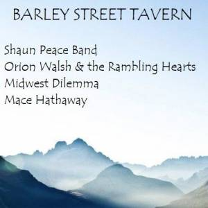 Shaun Peace Band / Orion Walsh / Midwest Dilemma / Mace Hathaway
