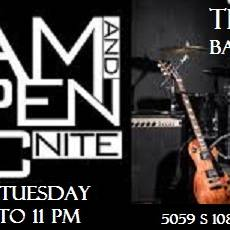 Open Jam at Therapy