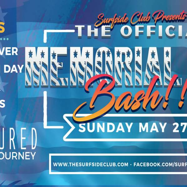 The Official Memorial Day Bash! - Surfside