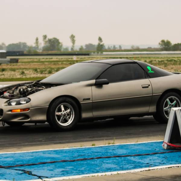 Street Outlaws Boosted GT At No Prep Event | Gallery