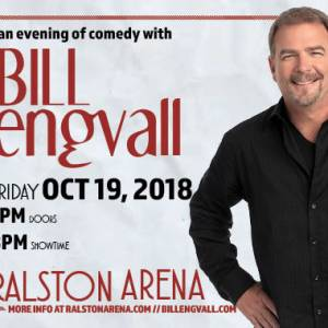 A night of comedy with Bill Engvall