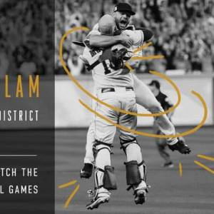 Grand Slam Party at The Capitol District