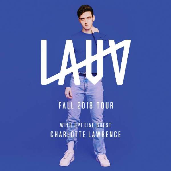 Lauv: Fall 2018 Tour