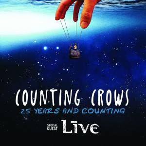 Counting Crows and LIVE at Stir Concert Cove