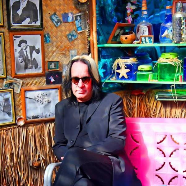 An Unpredictable Evening with Todd Rundgren at The Waiting Room