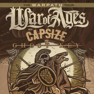 War of Ages - Capsize - Ghost Key