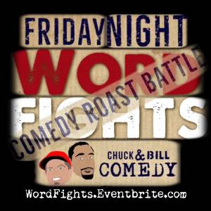 Comedy Roast Battle (Friday Night Word Fights)