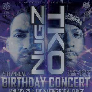 NugZ and TKO Birthday Event