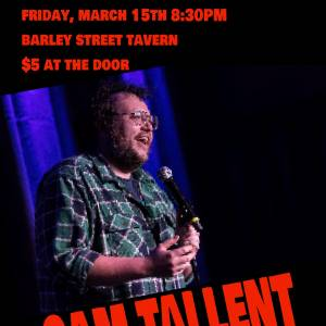 Sam Tallent and Friends Comedy Show