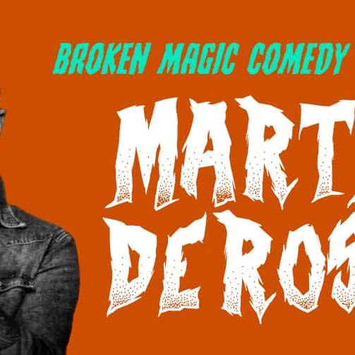 Marty DeRosa at Infusion Brewery