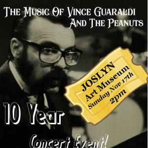 The Music Of Vince Guaraldi And The Peanuts