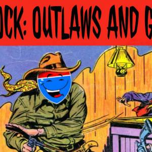 Pun Crock V: Outlaws and Guffaws