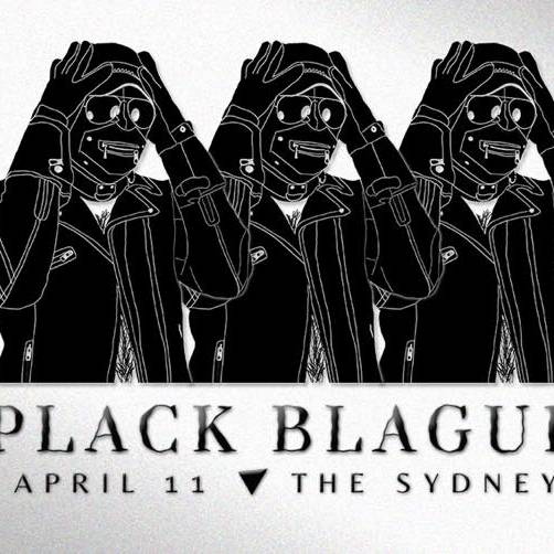 Queer Nite presents: Plack Blague w/bath consolidated/gore-txt