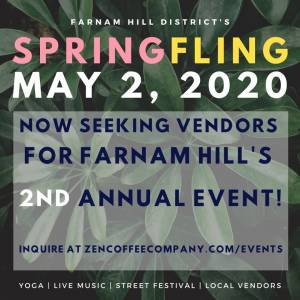 Farnam Hill's 2nd Annual Spring Fling