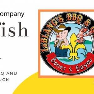 Crawfish Boil with LeBlanc's BBQ and Cajun Food Truck