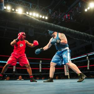 Guns & Hoses Boxing Challenge