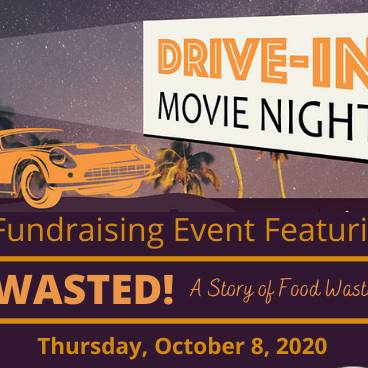 Drive-in Movie Night Fundraising Event for Saving Grace