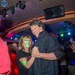 Dancing with The 70's Band at Ozone